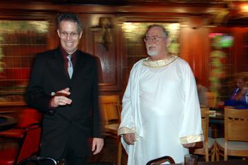 Paul Barrett and David Haney