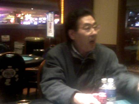 Kim Jong Il Playing poker