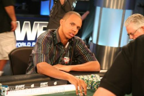 Phil Ivey - Courtesy of the World Poker Tour