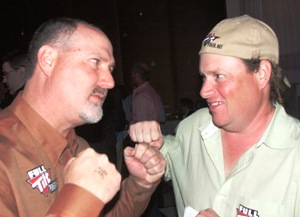 Tom Schneider vs. Gavin Smith