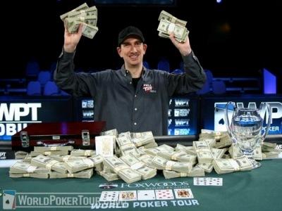 Erik Seidel - Courtesy of World Poker Tour
