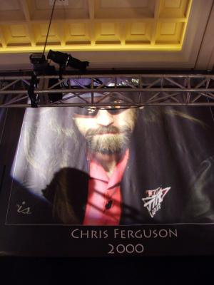 Chris Ferguson banner