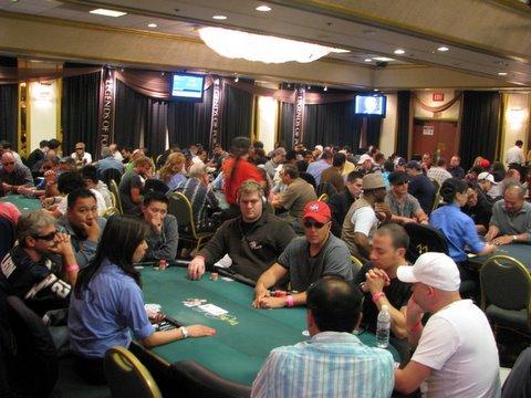 Hollywood Park Casino Poker Room