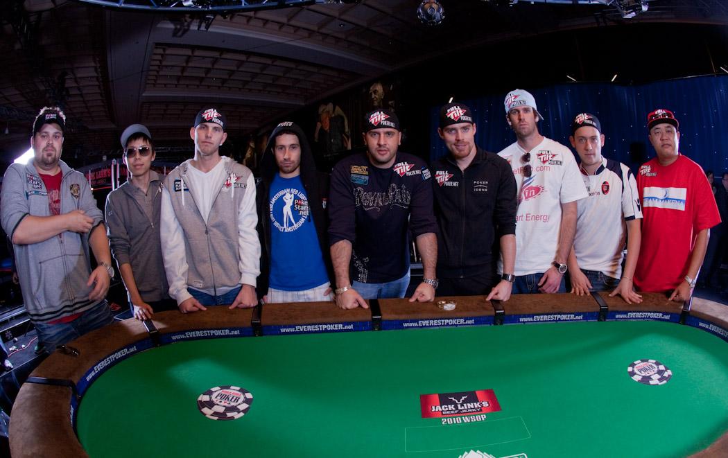 Final poker