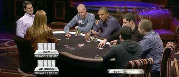 PLO poker after dark