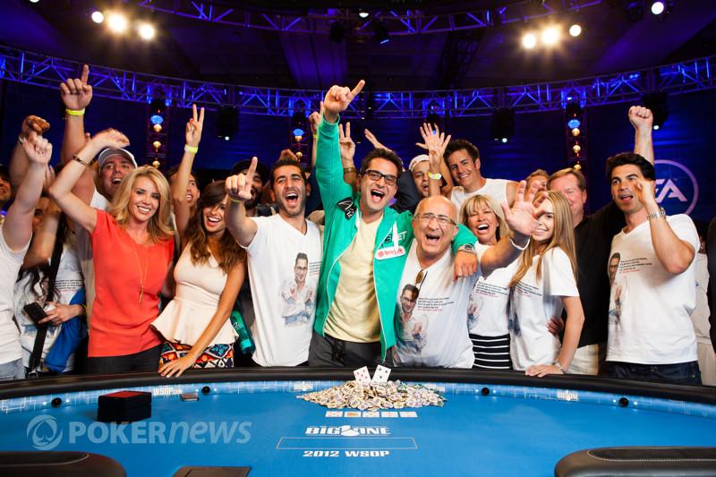 Antonio Esfandiari win The Big One for One Drop