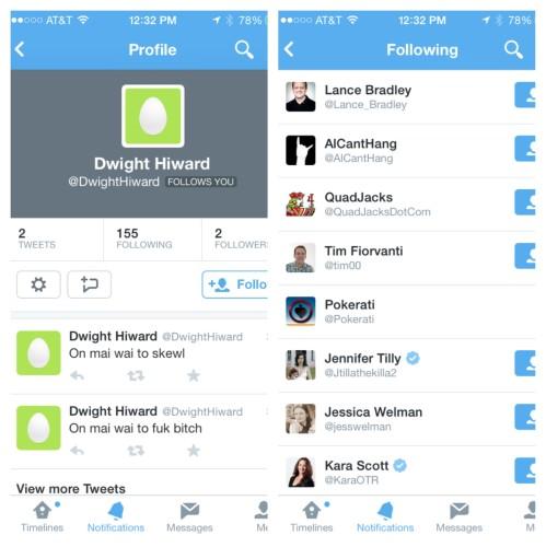 Dwight Howard Twitter