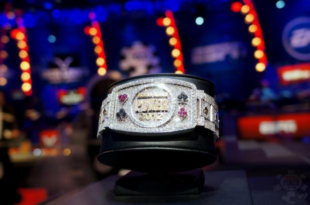 2012 WSOP Bracelet