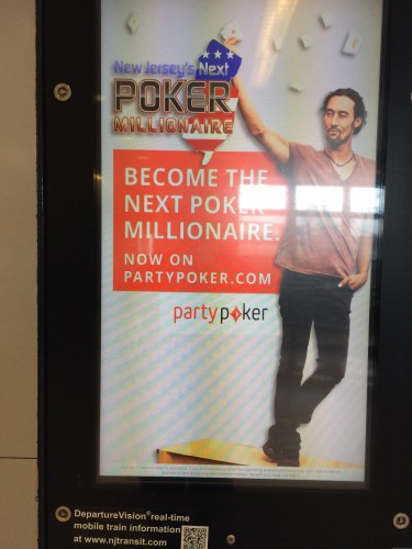 Ahh, Dear Old Party Poker, welcome home.