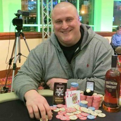 Jonathan Taylor Photo: WSOP.com