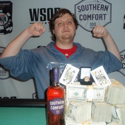 Joseph Mckeehen Photo: WSOP.com