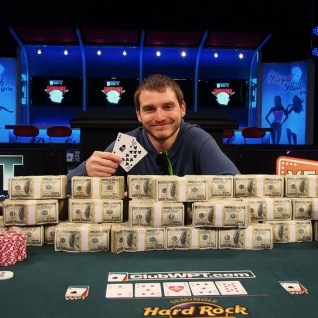 Kevin Eyster Photo: World Poker Tour