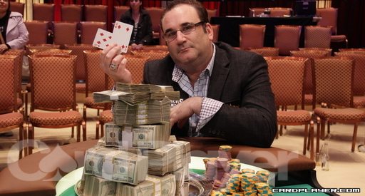 Mike Matusow Photo: CardPlayer.com