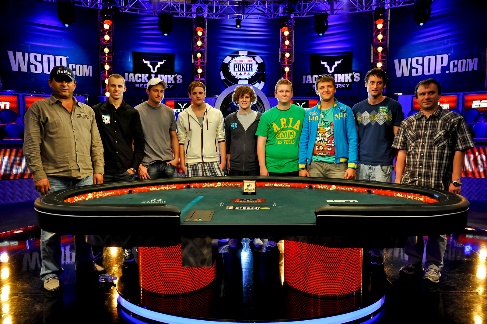 wsop final table deal analysis