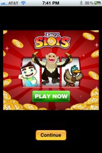 Zynga Slots Promo