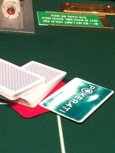 Pokerati Cut Card