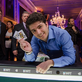 Rocco Palumbo Photo: World Poker Tour