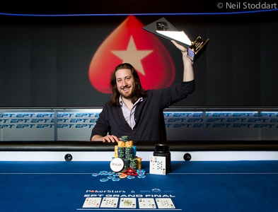 Steve O'Dwyer Photo: PokerStarsBlog.com
