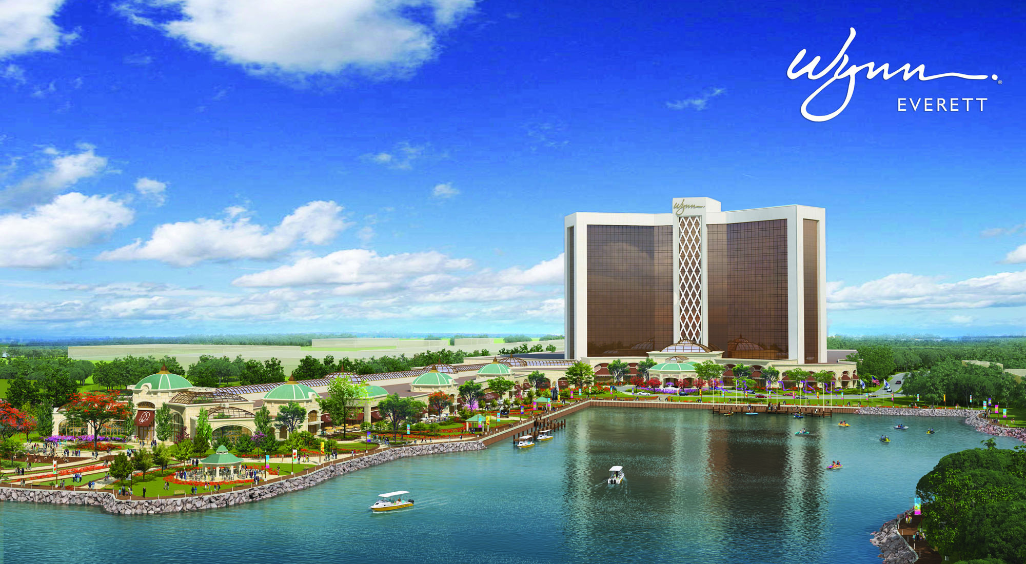 Proposed Wynn Everett Casino