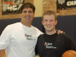 mark cuban premier pokerstars dallas mavericks
