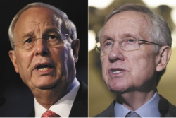 For Frank Fahrenkopf and Harry Reid, it was like their rankings in the Bluff Power 20 meant nothing.