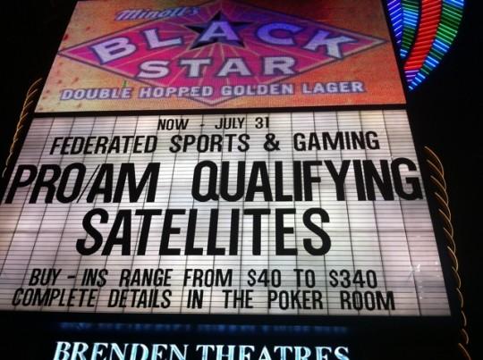 federated satellite palms