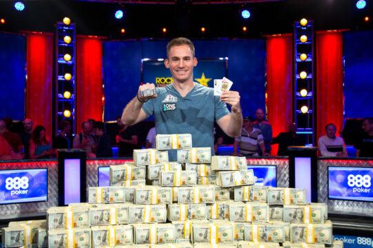 Justin Bonomo WSOP