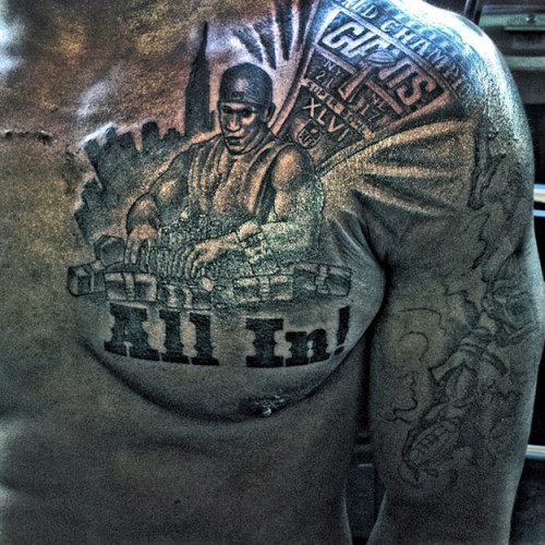 antrel rolle chest tattoo all in poker
