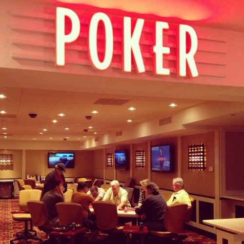 tropicana poker room closing