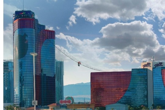 Caesars Entertainment's rendering of the new Voodoo Skyline, presumably coming soon to a poker media WSOP video near you.